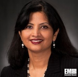"""ECS""""™ Chitra Raghu: Decentralized """"˜Microservice""""™ Apps Help Modernize Data Mgmt - top government contractors - best government contracting event"""