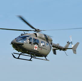 Airbus to Maintain, Support Lakota Helicopters Under Navy IDIQ - top government contractors - best government contracting event