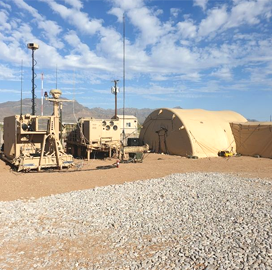 Army Completes 1st Operational Testing of Northrop-Built Integrated Battle Command System