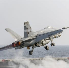 20th Navy Super Hornet Jet Enters Boeing's Service Life Modification Program