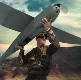AeroVironment Introduces Battery, Launcher Options for Small Tactical UAS Product Line