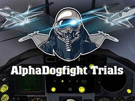 AlphaDogfight Trials