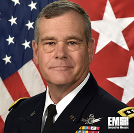 Gen. James Dickinson Assumes Space Command Leadership