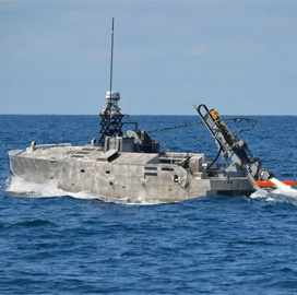 Northrop Tests New Payload for Mine-Hunting Sonar - top government contractors - best government contracting event