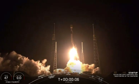 SpaceX Conducts Static-Fire Test for Falcon 9 Engines - top government contractors - best government contracting event
