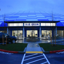 Blue Origin Unveils New Washington-Based HQ - top government contractors - best government contracting event