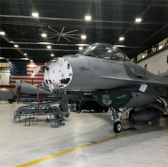Air Force Installs Northrop Radar Tech on Air National Guard F-16s - top government contractors - best government contracting event