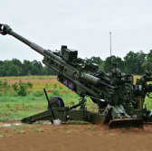 Army LW155 Howitzer