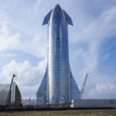 SpaceX Continues Starship Prototype Rocket Production - top government contractors - best government contracting event