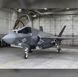 Lockheed Completes 134th F-35 Aircraft Delivery - top government contractors - best government contracting event