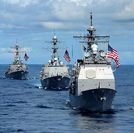 Navatek-University of South Carolina Partner to Create Digital Twin of Navy Ship Systems