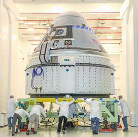 NASA Details Boeing's CST-100 Spacecraft Preparations for Second Uncrewed Flight Test
