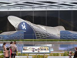 NuScale SMR plant design