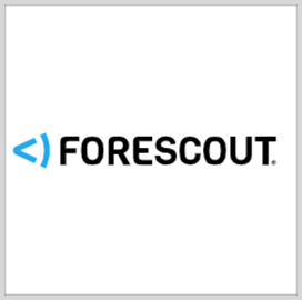 Forescout to Help Secure DoD Connected Devices; Michael DeCesare Quoted