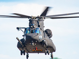 MH-47G Block II Chinook