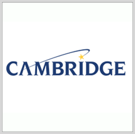 Cambridge Signs Up for Defense Industry Initiative; Kim Harokopus Quoted