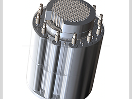 NTP reactor design