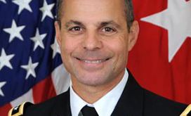 Anthony Ierardi Retired Lt. Gen. US Army