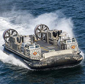 Textron Releases Initial Navy Ship-to-Shore Connector Vehicles