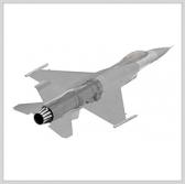 F-16 engine