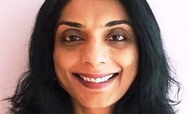 Lakshmi Ashok VP-Digital Transformation SAIC