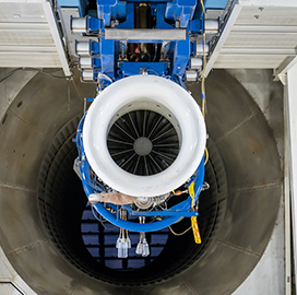 GE Subsidiary Delivers Initial Engines for Air Force F-15 Modernization Program