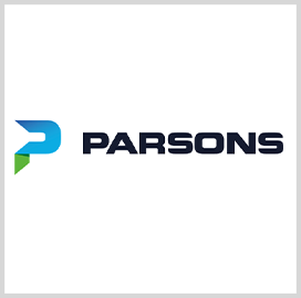 Parsons to Receive Air Force Research Lab Support Task Orders
