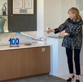 Leanne Caret, President & CEO of Boeing Defense, Space & Security, Receives Fourth Consecutive Wash100 Award - top government contractors - best government contracting event