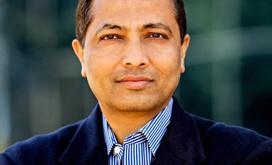 Mohammed Farooq Global CTO Hypergiant