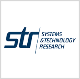 STR Lands AFRL Contract to Support Unmanned Underwater Vehicle Research Work