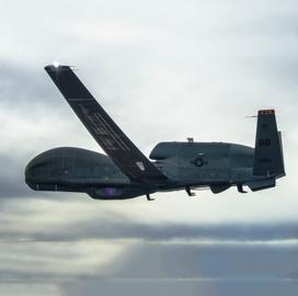 Northrop Supplies Global Hawk UAS Sensors, Multispectral Camera to Air Force