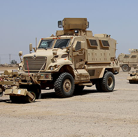 Air Force Taps Parsons to Supply Laser-Equipped Ground Vehicles for Mine Clearing Operations