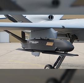 General Atomics Test-Flies UAS Launch & Recovery Demonstrator