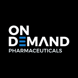 On Demand Pharmaceuticals to Further Develop Production Tech Under DoD-HHS Contract
