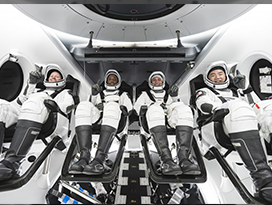SpaceX Crew-1 mission