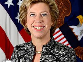 Ellen Lord Department of Defense