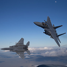 Boeing Selects Raytheon Technologies for F-15EX Aircraft Radar