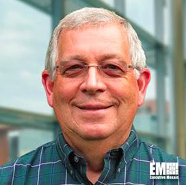 Larry Sugarbaker Senior Technical Adviser Dewberry