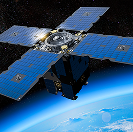 General Atomics to Extend NASA Atomic Clock Mission Support via Commercial Satellite