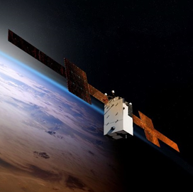 Boeing, Space Force Review Design of Follow-On Wideband Global SATCOM Satellite