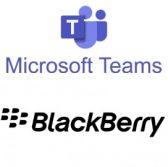 Microsoft Teams Blackberry AtHoc Integration