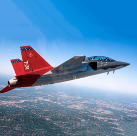 Boeing Picks Collins Aerospace to Supply Navigation Receivers for T-7A Jet Trainer