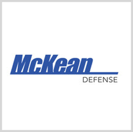 McKean Defense Wins $79M Navy Tactical Network Engineering Support IDIQ