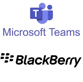 BlackBerry, Microsoft Integrate Offerings for Remote Workforce; David Wiseman, Mike Ammerlaan Quoted