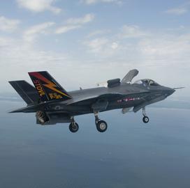 Marine Corps Tests Lockheed-Built ODIN F-35 Logistics System