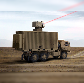 Boeing, General Atomics to Collaborate on Laser Weapon Tech Offering for Defense Applications