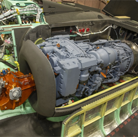 GE T901 Engine Completes Design Review for Army's Future Vertical Lift Effort