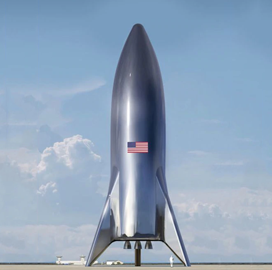 Elon Musk Projects SpaceX's Starship Trip to Mars; Robert Zubrin Quoted
