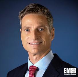 James Taiclet CEO Lockheed Martin