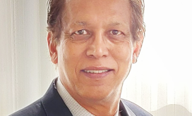 Syd Rahman Executive Director ManTech International